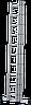 Лестница трехсекционная NV100, 3*10, фото 3
