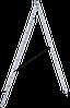 Лестница трехсекционная NV100, 3*10, фото 9