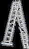 Лестница трехсекционная NV100, 3*10, фото 10