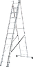 Лестница трехсекционная NV100, 3*12, фото 6