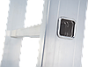 Лестница трехсекционная NV300, 3x17 усиленная, фото 4
