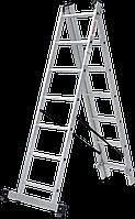 Лестница трехсекционная NV100, 3*7