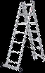 Лестница трехсекционная NV100, 3*8
