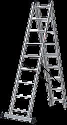 Лестница трехсекционная NV100, 3*9