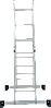 Лестница-трансформер NV 100 4х3, (3,33 м), фото 5