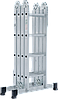 Лестница-трансформер NV 100 4х4, (4,37 м), фото 5