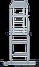 Лестница-трансформер NV 100 4х4, (4,37 м), фото 6