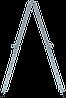 Лестница-трансформер NV 100 4х4, (4,37 м), фото 8