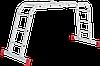 Лестница-трансформер NV 200 4х3, (3,43 м), фото 3