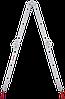 Лестница-трансформер NV 200 4х3, (3,43 м), фото 9