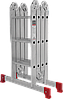 Лестница-трансформер NV 200 4х3, (3,43 м), фото 10