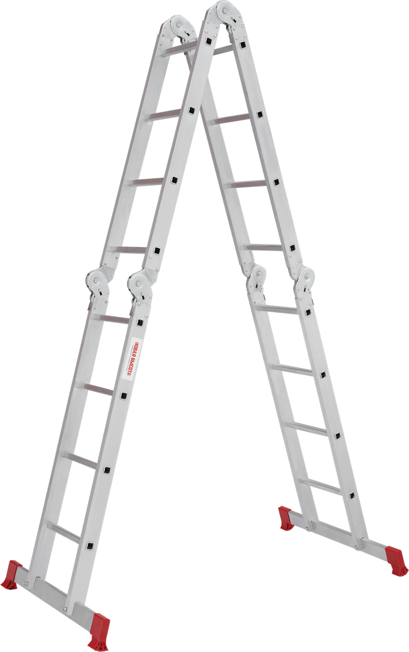 Лестница-трансформер NV 200 4х4, (4,47 м)