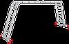 Лестница-трансформер NV 200 4х4, (4,47 м), фото 5