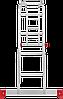 Лестница-трансформер NV 200 4х4, (4,47 м), фото 7