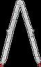 Лестница-трансформер NV 200 4х4, (4,47 м), фото 8