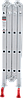 Лестница-трансформер NV 200 4х4, (4,47 м), фото 9