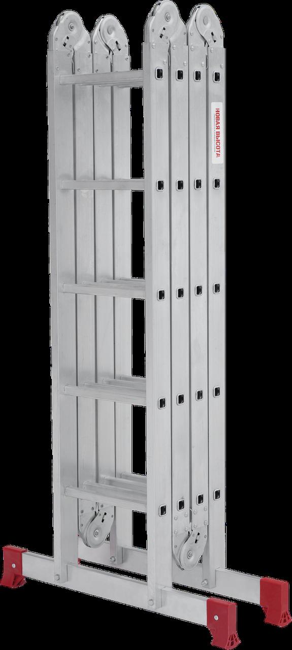 Лестница-трансформер NV 200 4х5, (5,51 м)