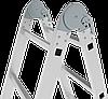 Лестница-трансформер NV 300 4х4, (4,5 м), фото 5