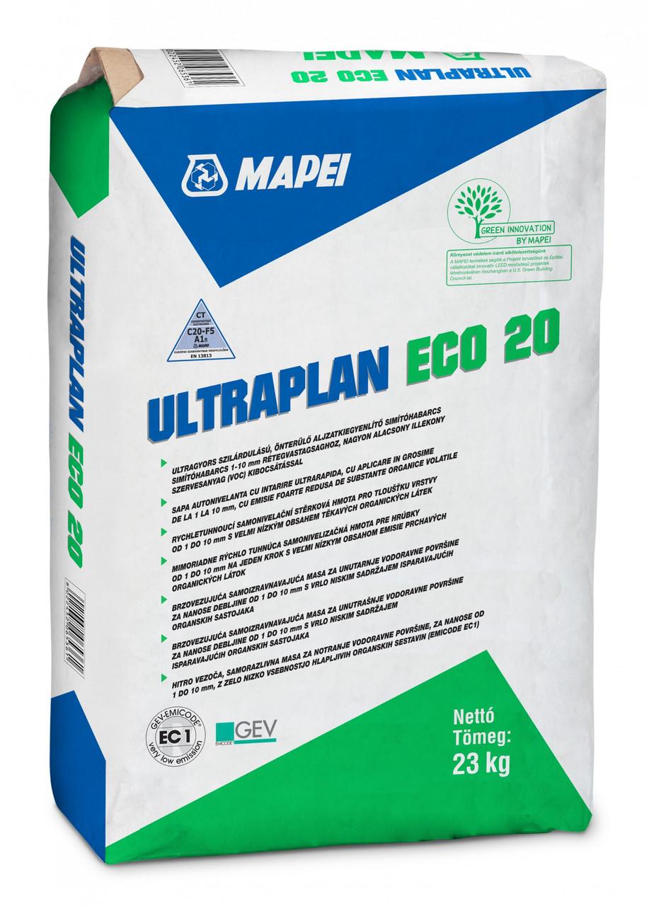 Ultraplan Eco 20 выравнивающий состав