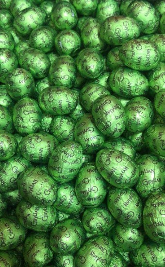 Яйцо шоколадное GUYLIAN 1кг