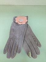 Сенсорные перчатки весна/лето от солнца