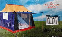 Палатка на метале 240 x 270 см