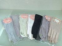 Сенсорные перчатки весна/лето для защиты от солнца