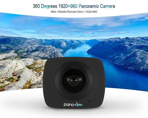 Камера SITITEK SVR360 позволит вам взглянуть на процесс видеосъемки совершенно по-новому! (нажмите на фото для увеличения)