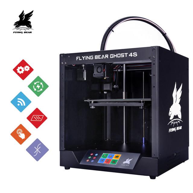 Купить 3D принтер FlyingBear Ghost 4S в Алматы