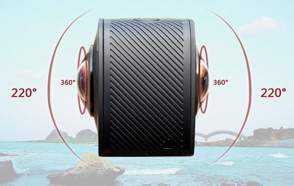 Две линзы с 8 Мп матрицами и сенсорами Sony — двойное удовольствие от работы с камерой!