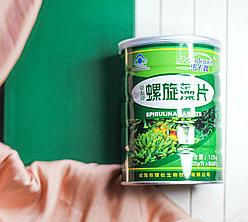 Спирулина натуральная 500 шт