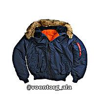 Куртка Alpha Industries N-2B Parka (короткая)