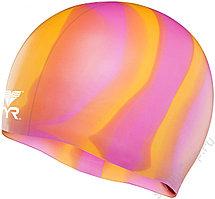 Шапочка TYR Multi-Color Silicone Cap 801