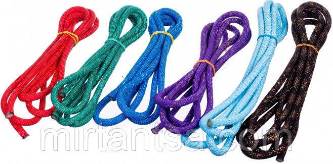 Скакалка для художественной гимнастики 2, 2,5 и 3 м
