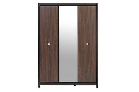 Шкаф для одежды 3Д (Loren SZF3D), коллекции Лорен, Акация, BRW-Украина (Украина), фото 2