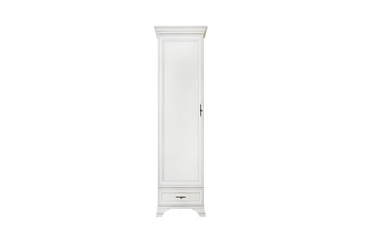 Шкаф пенал 1Д  (Kentaki REG1D1S), коллекции Кентаки, Белый, BRW-Украина (Украина)