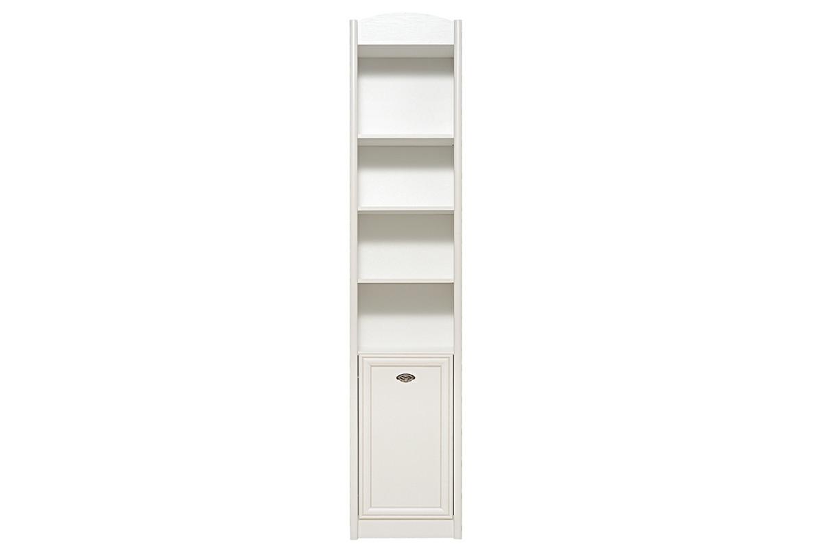 Шкаф стеллаж 1Д (Salerno REG1DL), коллекции Салерно, Белый, Гербор (Украина)