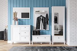 Комплект мебели для прихожей Хельга, Белый Белый, БРВ Брест(Беларусь)