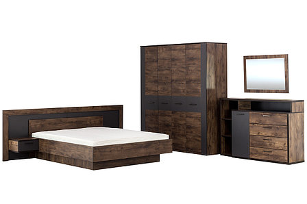 Комплект мебели для спальни Вирджиния, Таксус, Май Стар(Беларусь), фото 2