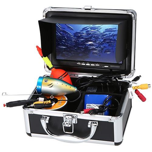 """Видеокамера для рыбалки 7"""" Syanspan F01 c 15 м кабелем"""