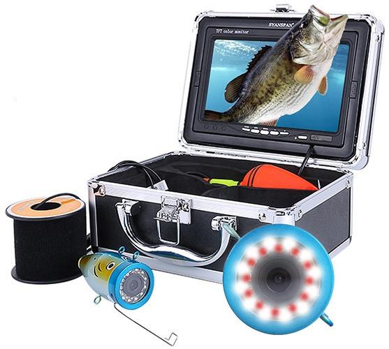 """Видеокамера для рыбалки """"SyanSpan F01"""""""