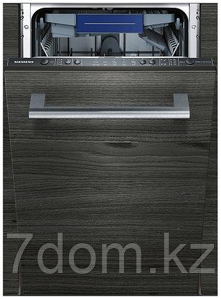 Встраиваемая посудомойка 45 см Siemens SR 615 X72NR, фото 2