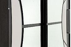 Шкаф-купе 2Д 16, Дуб Венге, СВ Мебель (Россия), фото 3