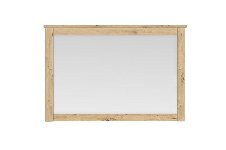 Зеркало панель, модульной системы Хельга, Дуб Артизан, БРВ Брест (Беларусь), фото 2