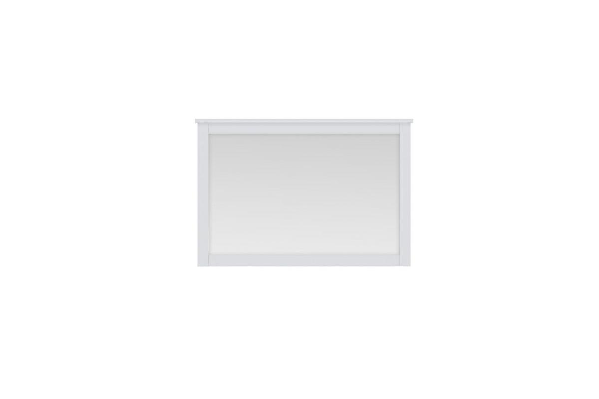 Зеркало панель, модульной системы Хельга, Белый Белый, БРВ Брест (Беларусь)