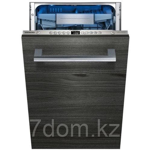 Встраиваемая посудомойка 45 см Siemens SR 655 X10TR