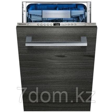 Встраиваемая посудомойка 45 см Siemens SR 655 X10TR, фото 2