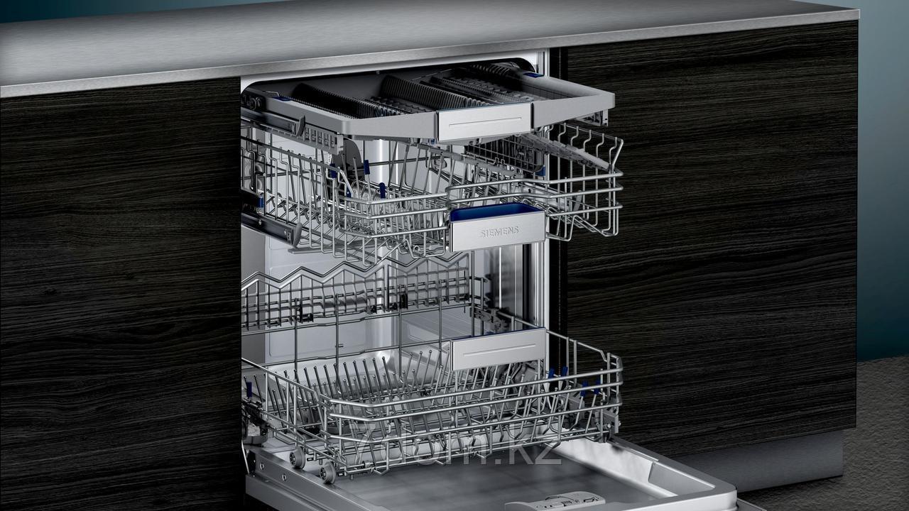 Встраиваемая посудомойка 60 см Siemens SN 656 X06TR