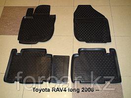 Коврики Novline  в салон RAV4 long 2006 - 2012