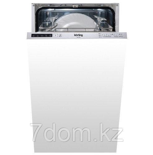 Встраиваемая посудомойка 45 см Korting KDI 4540